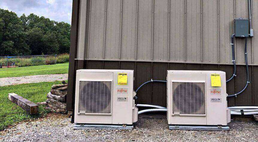 mini split systems american heating and cooling
