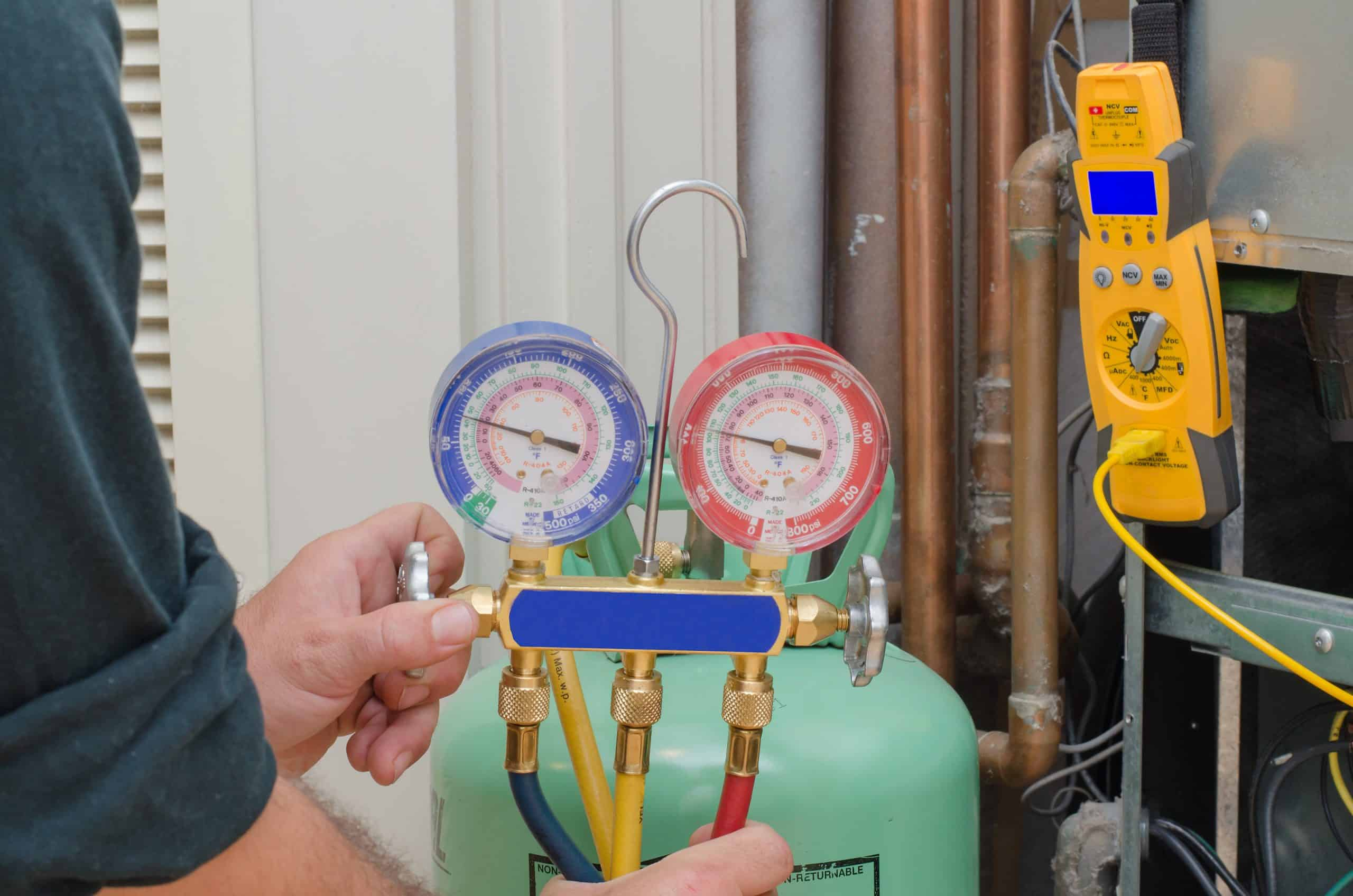 """Featured image for """"Do A/C Systems Run Out Of Refrigerant?"""""""